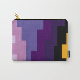 Summer 2016 In Purple Carry-All Pouch