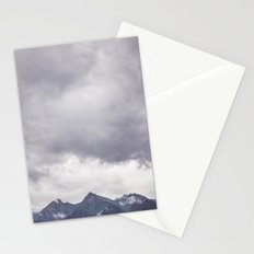 Born to hike Stationery Cards