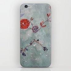 cassiopeia iPhone & iPod Skin