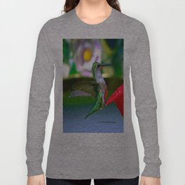 Electric Emerald Long Sleeve T-shirt