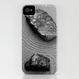 And then, Zen iPhone Case