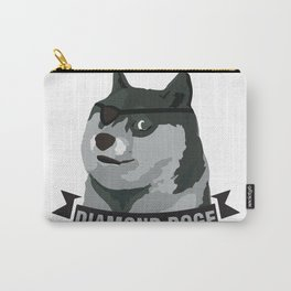 DIAMOND DOGE Carry-All Pouch