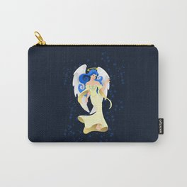 Blue Hair Angel Carry-All Pouch
