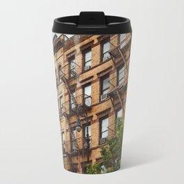 Greenwich Village Travel Mug