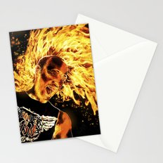 I am the Fire Starter. Stationery Cards