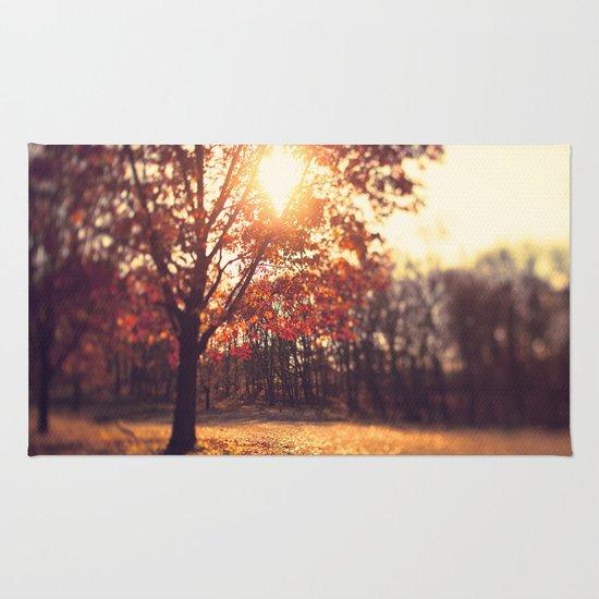 Autumn Sun  Rug
