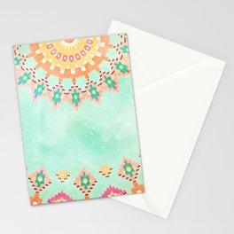 FESTIVAL VIBES -CALI SUMMER Stationery Cards