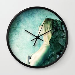Iridium Wall Clock