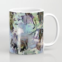 Abstract Confetti Landscape Coffee Mug