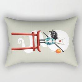 Torii 2 Rectangular Pillow