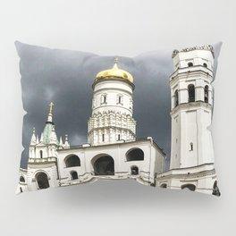 Dark clouds over Kremlin Pillow Sham