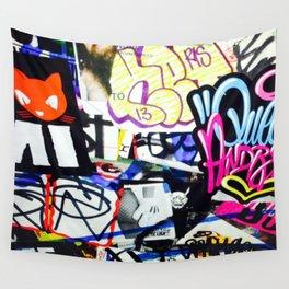 grafiti v.5 Wall Tapestry
