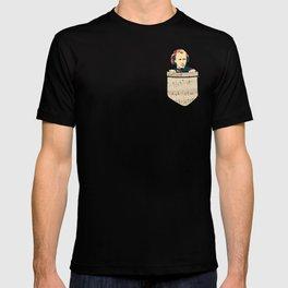 Johannes Brahms In My Pocket T-shirt