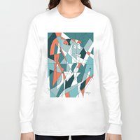 golf Long Sleeve T-shirts featuring Golf by Carmen Navajas