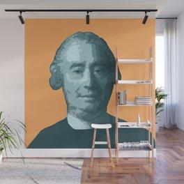 David Hume Wall Mural