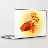 sheep Laptop & iPad Skins featuring Sheep by Eric Bassika