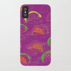 watermelons iPhone X Slim Case
