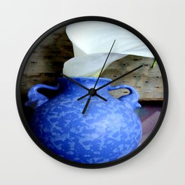 Simply Calla-lossal Wall Clock