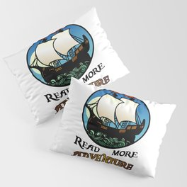Read More Adventure Pillow Sham