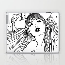 Misty Mornings Laptop & iPad Skin