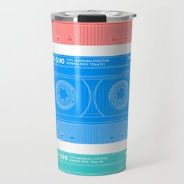 Cassette old school music Travel Mug