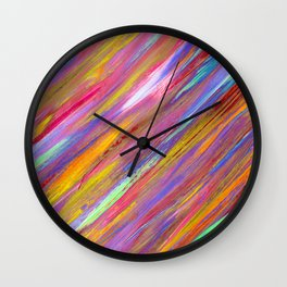 Mixity Fauve Wall Clock