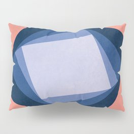 Abstract Square Games Pillow Sham