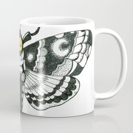 Halloween Death Moth Coffee Mug