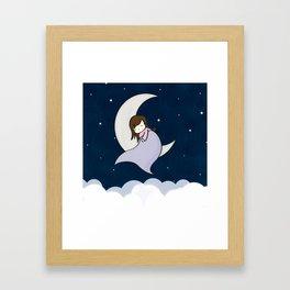 Chaska Framed Art Print