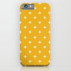 plus yellow iPhone 6s Slim Case