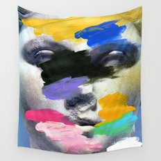 Composition 498 Wall Tapestry