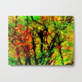 Autum Colors Metal Print