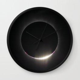 Diamond Ring End Wall Clock