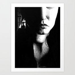 Breakup Art Print