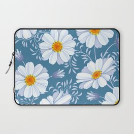FIELD OF DAISIES Laptop Sleeve