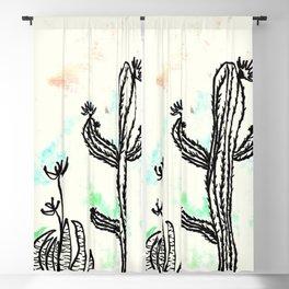 Cactus 23 Blackout Curtain