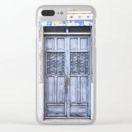 The Doors of Merida XXX Clear iPhone Case