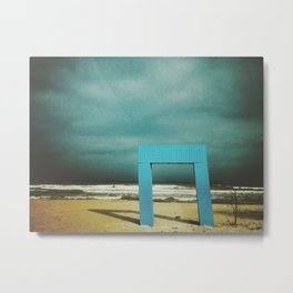 Frame Metal Print