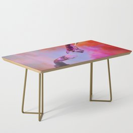 La Création d'Adam - Dorian Legret x AEFORIA Coffee Table