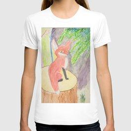 Fox of Karlie T-shirt