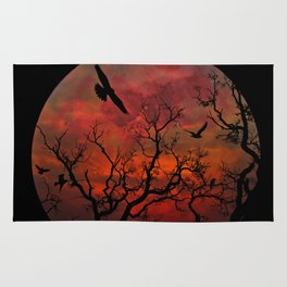 Red Sky at Night Rug