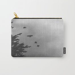 LOST BIRDS Carry-All Pouch