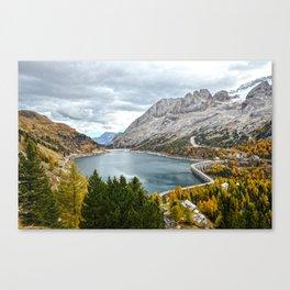 Marmolada Canvas Print