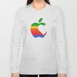 Apple Love Long Sleeve T-shirt