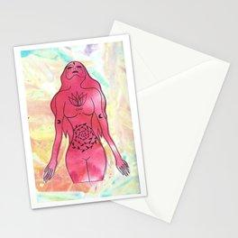Sacred Feminine Stationery Cards
