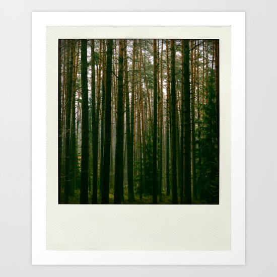 Pola Tree 4 Art Print