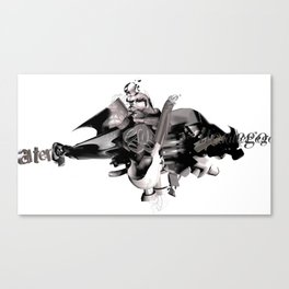 ALTER EGO SEPIA #2 Canvas Print