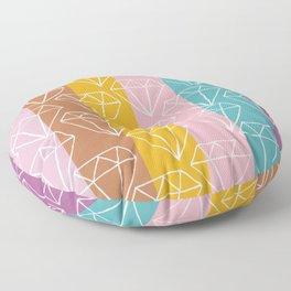 Gem City Floor Pillow