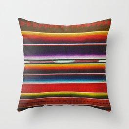Saltillo Throw Pillow