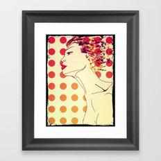 Lickstip Framed Art Print